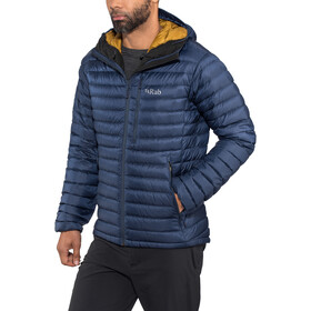 Rab Microlight Alpine Jacket Herren deep ink/footprint